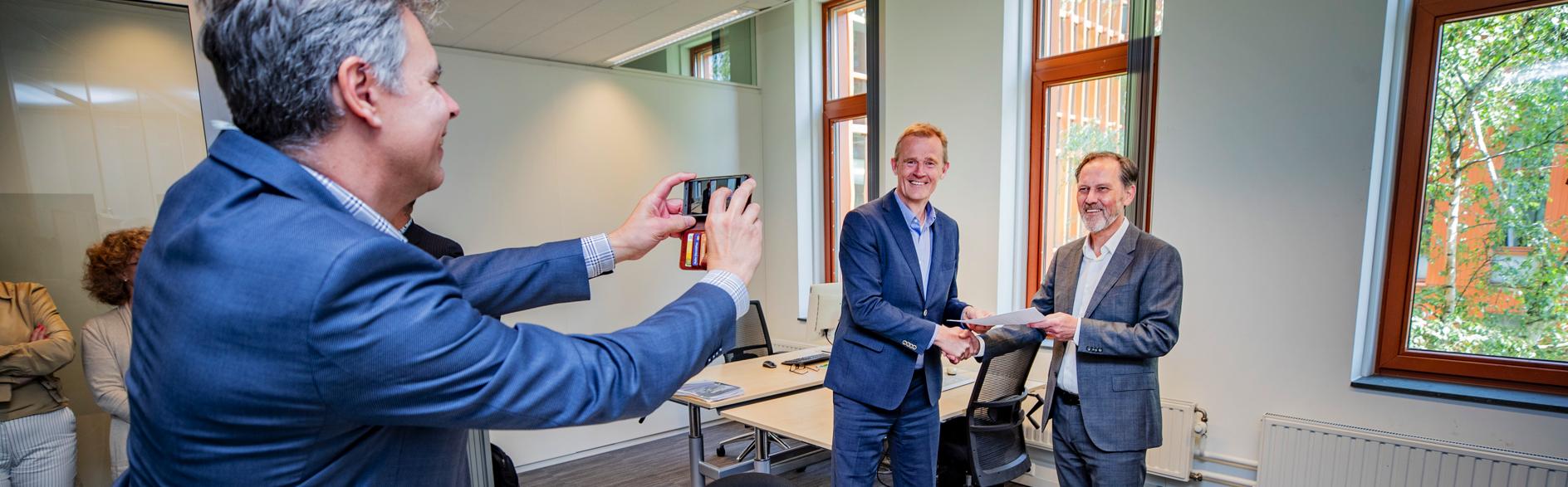 Parlaeus ondersteunt besluitvorming gemeenteraad van Apeldoorn